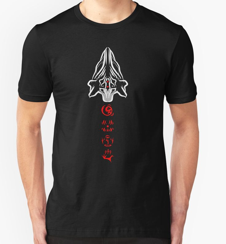 Nekros by DinoCreations #warframe #pc #gaming #video #game #tenno #nekros #tshirts #hoodies #apparel