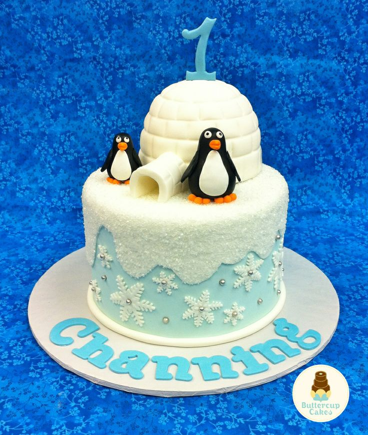 Birthday Cake Ideas Penguin : 17 Best images about Birthday Cakes on Pinterest ...