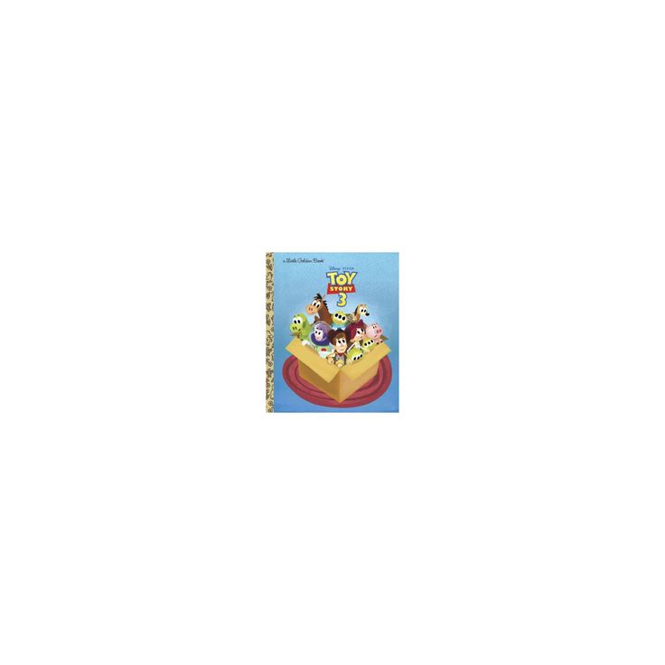 Toy Story 3 (Hardcover) (Annie Auerbach)