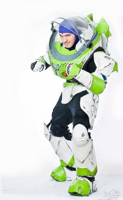 #Cosplay #Disney: Buzz Lightyear