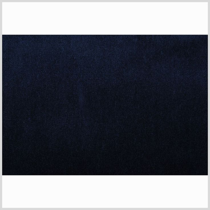 Upholstery velvet in navy that adds elegance and comfort in any application.