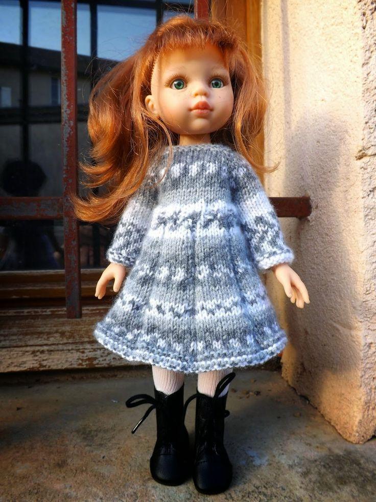 Des poupées et des perles....: Le tuto de la robe chinée pour Jade et Liu