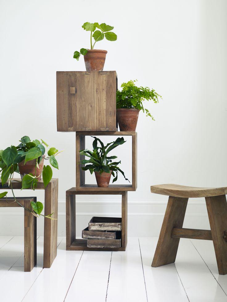 #teak #wood #interiors #storage
