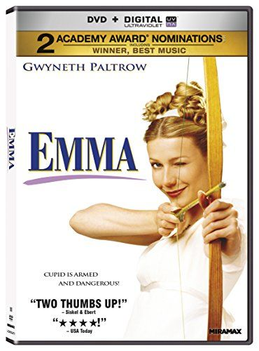 Emma 1995 DVD on Amazon