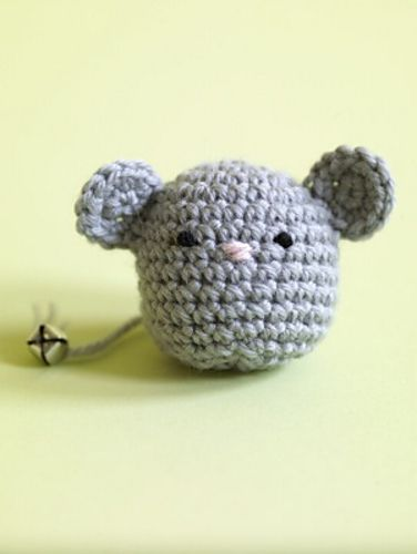 Amigurumi Cat Toys : 1000+ images about Amigurumi Mouse on Pinterest Going ...