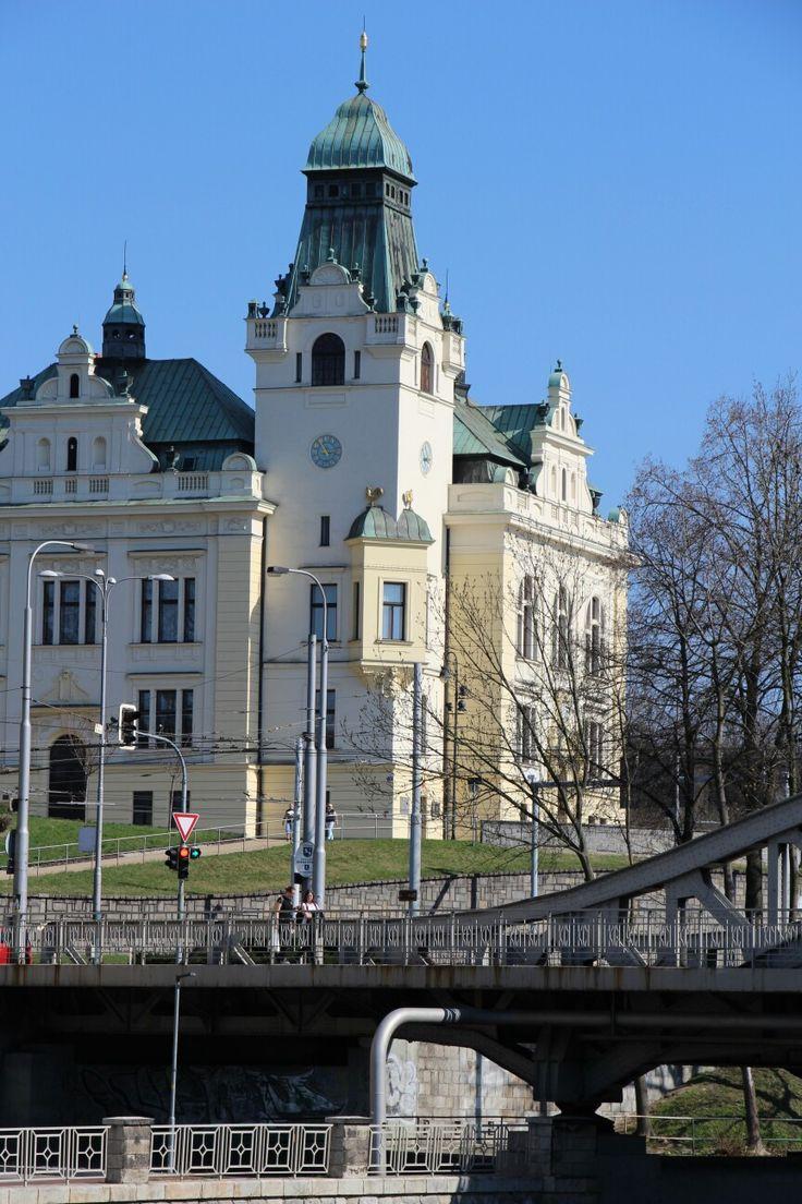 Ostrava - Most Miloše Sýkory Lumír Krásný photography