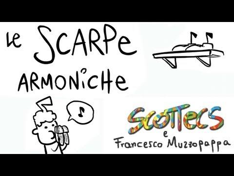 Le Scarpe Armoniche - FIABE BREVI CHE FINISCONO MALISSIMO.