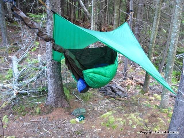 What is the Best Tent for the Appalachian Trail? - http://sectionhiker.com/best-tent-for-the-appalachian-trail/