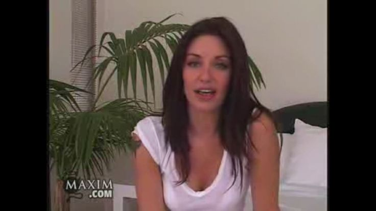 Bianca Kajlich - Maxim Video Shoot LQ Stills