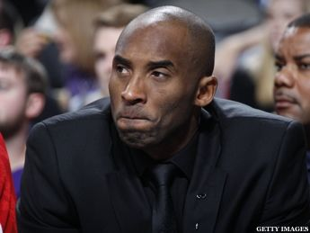 Guess How Much Nike Pays For Kobe Bryant's Haircut In Prep For Commercial? know this: Haircuts aren't as cheap as they used to be. TMZ got its hands on an invoice for one of Bryant's grooming bills from a recent commercial shoot, and it is exorbitant to say the least. The Lakers superstar apparently received a $750 grooming treatment which, combined with a 15 percent tip, came out to cost Nike $833.75.  And yes, Kobe is bald. Click to read more