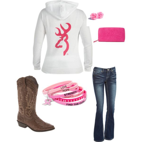 Country girl Breast Cancer support