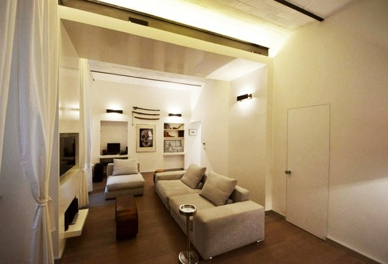 >POST OPERAM  FLAT RENOVATION & INTERIOR DESIGN by LAD more @ www.lad.roma.it