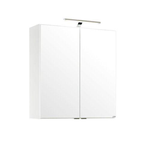 Die besten 25+ Spiegelschrank mit beleuchtung Ideen auf Pinterest - badezimmerschrank 25 cm breit