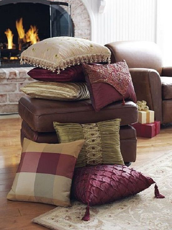 1000+ images about Decorative Sofa Pillows on Pinterest Green, Home and Contemporary sofa