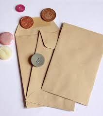 Afbeeldingsresultaat voor stoffen envelop