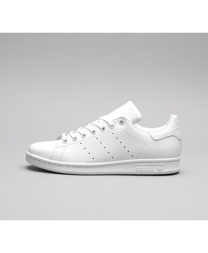 Adidas Junior Stan Smith Trainers In