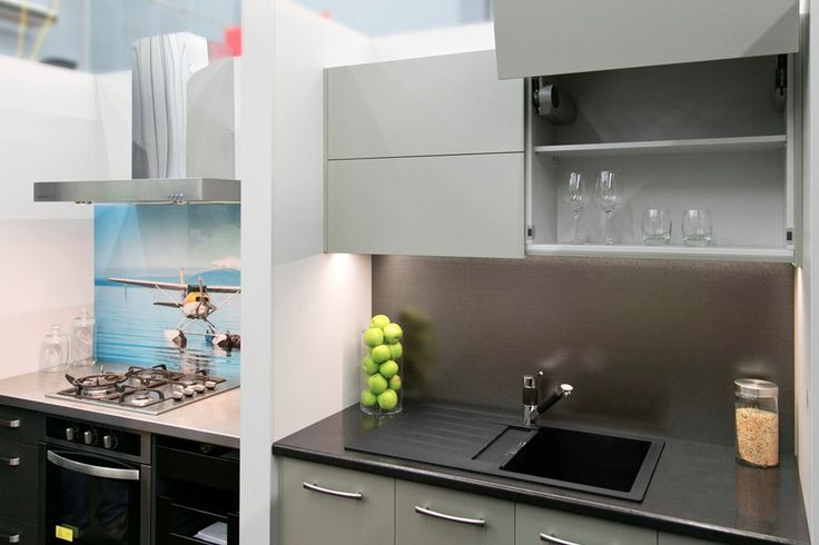 Orbit Sink Mixer, Black | Heritage Hardware