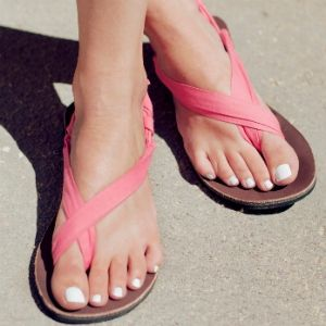 Support Breast Cancer! Come closer to summer I will be getting a pair of these...great cause, cute shoe.