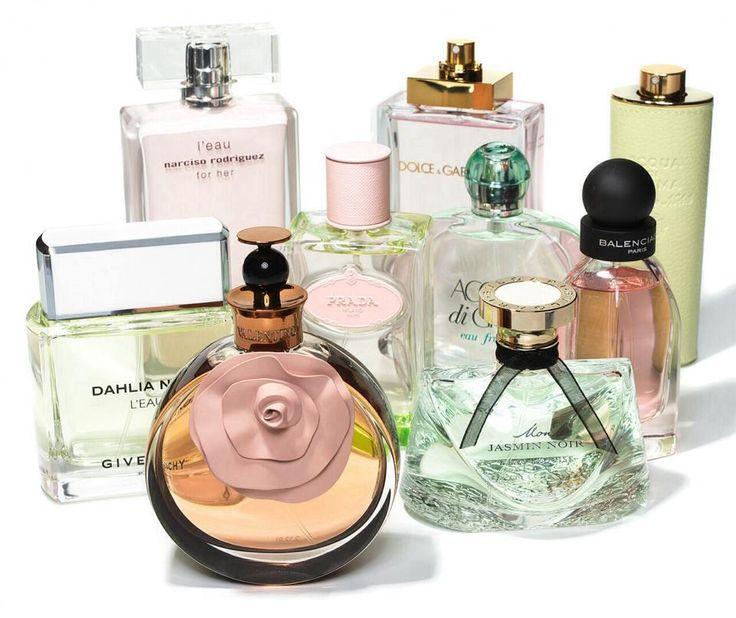 girly perfumes <3 <3