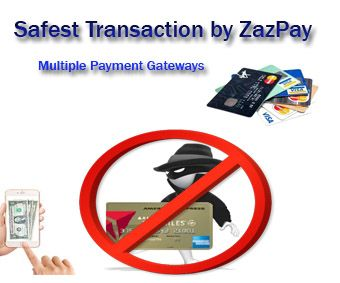 When you are making a payment you may face the problem of transaction failed, it is the most common problem faced by all peoples.  Here we found the best solution for the problem, #Multiplepaymentgateways by   #ZazPay, they are providing #paymentgatewayAPI for your transaction it helps to make your #transaction easy and safest way.