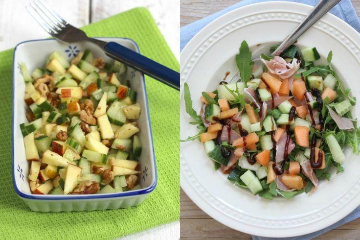 5x zomerse salades - Lekker en Simpel