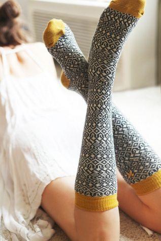 Avoca Womens Treeline Mid Sock