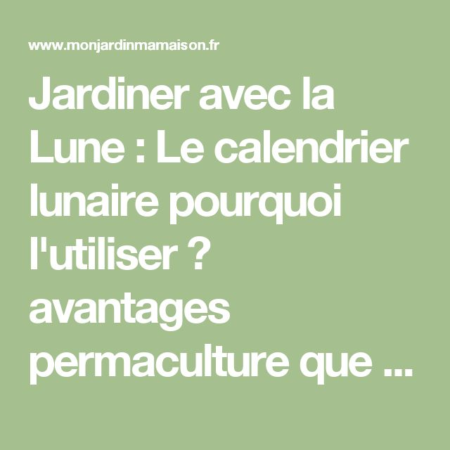 1000 id es sur le th me calendrier lunaire sur pinterest calendrier lunaire jardin les. Black Bedroom Furniture Sets. Home Design Ideas