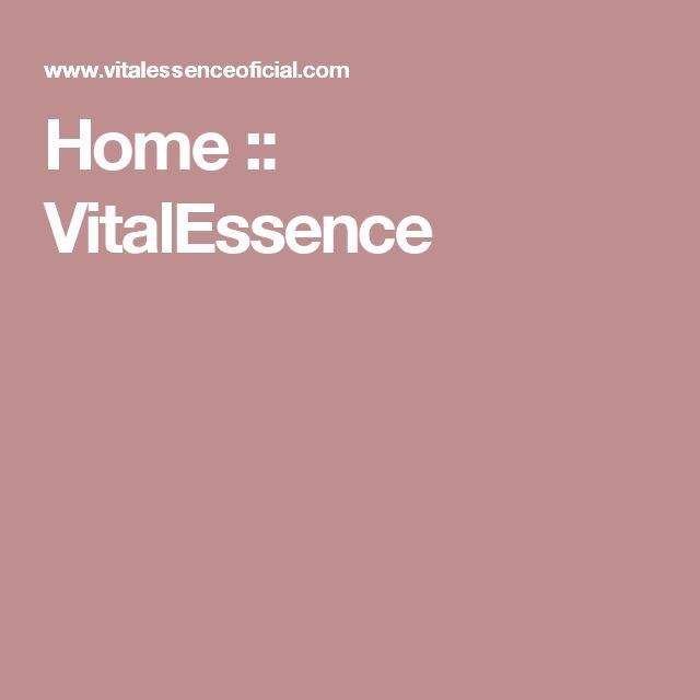 Home :: VitalEssence