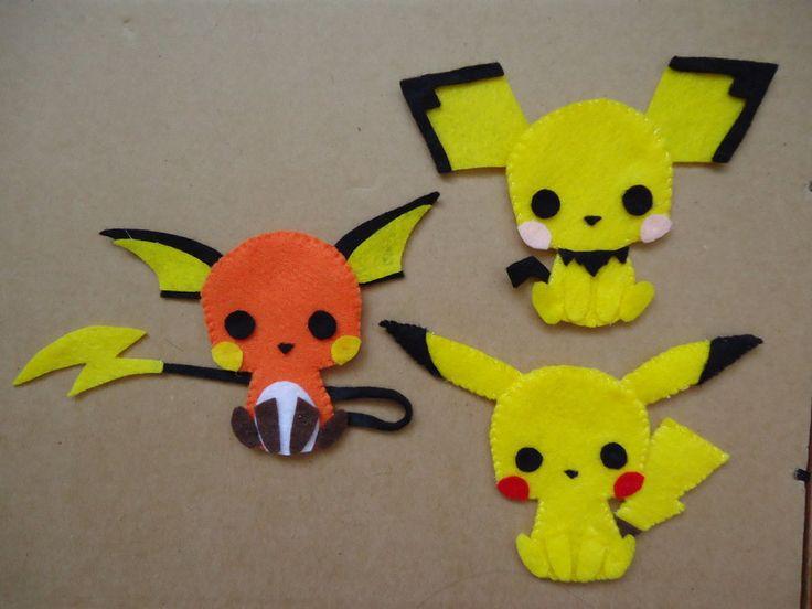 Pichu, Pikachu, Raichu by chococat830 on deviantART