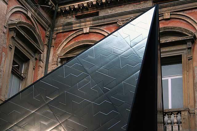 Pinnacle by Daniel Libeskind learn more www.casalgrandepadana.it