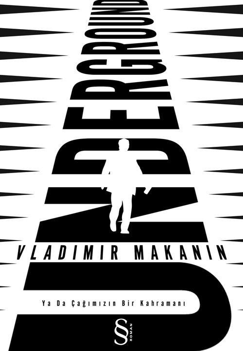 La portada de la novela «Subterráneo», de Vladimir Makanin, escritor ruso nacido en Orsk, antigua Unión Soviética, 1937.