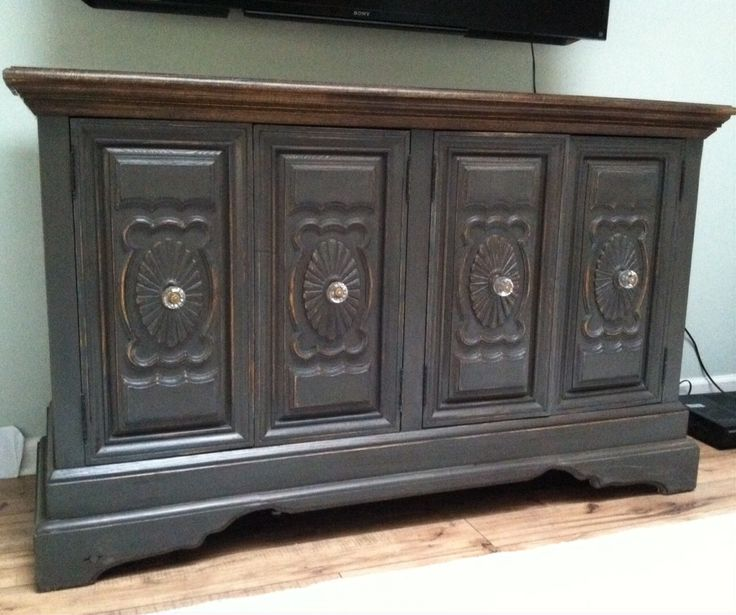 Foyer Cabinet Knobs : Best custom and re finished pieces images on pinterest