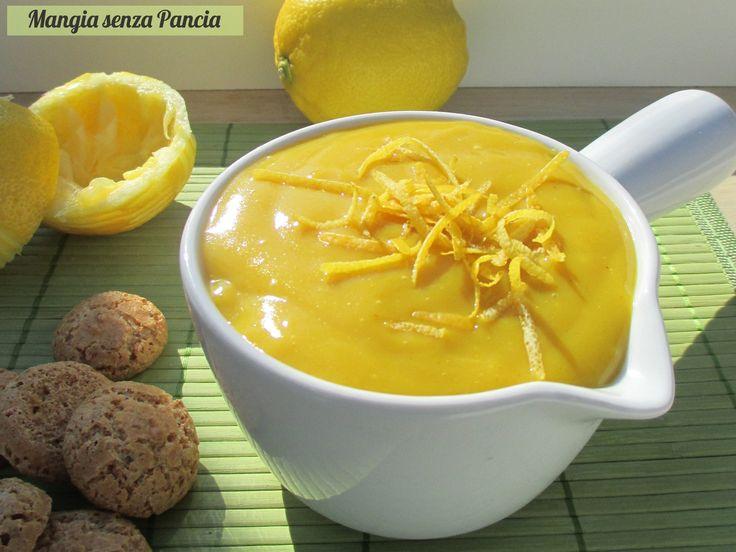 Una crema al limone vegan, senza uova e ideale per chi è intollerante al lattosio. Facilissima da preparare, pronta in 10 minuti e tanto golosa!