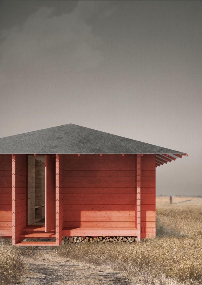 Gallery of Bee Breeders Announces Winners of Amber Road Trekking Cabins Competition - 2
