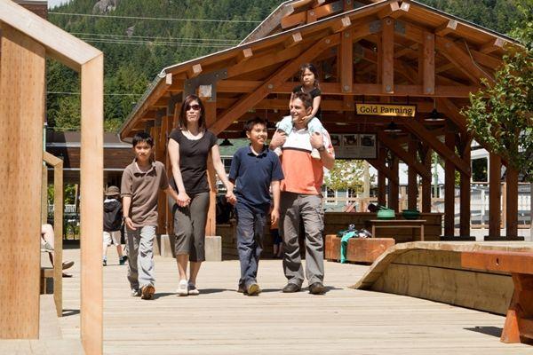Photo Tour | Britannia Mine Museum Britannia Mine Museum near Squamish BC