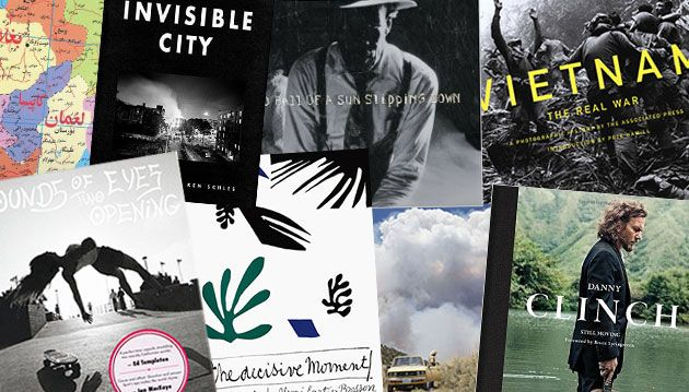 The 19 Best Photobooks of 2014  In a banner year for photography buffs, here are the standouts.  —By Mark Murrmann http://www.motherjones.com/media/2014/12/favorite-photobooks-2014