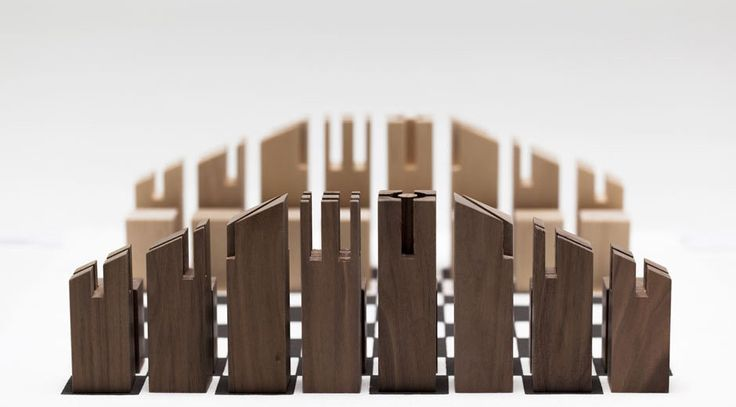 Designline - Newcomer: Schach Matt | designlines.de