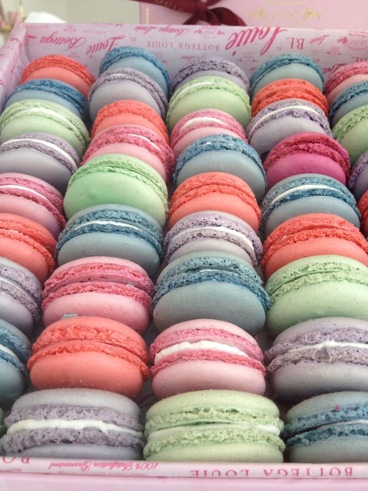 Bottega Louie French Macaroons | Macaroons! | Pinterest