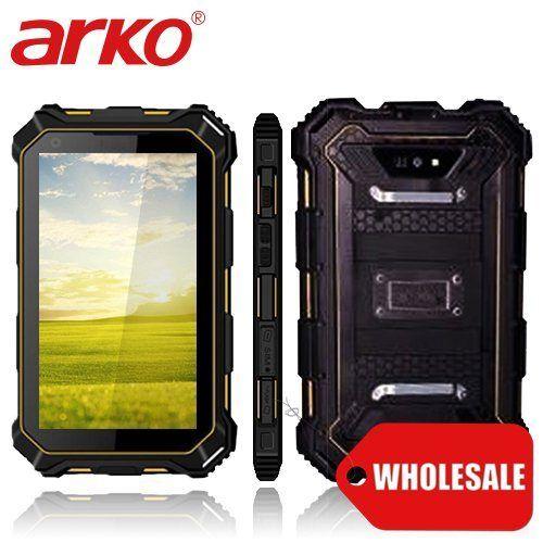 """?ARKO?Rugged Tablet 7"""" Quad Core Tablet 3G IMD-001 (30pcs/set) - https://electronikz.com/arkorugged-tablet-7-quad-core-tablet-3g-imd-001-30pcsset/ - #Android, #Tablets"""