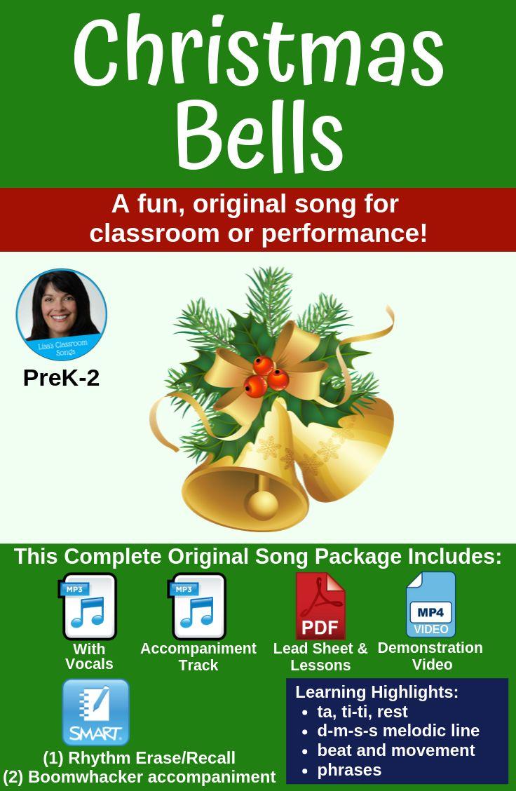 Christmas Song & Activity Jingle Bells Holiday mp3s