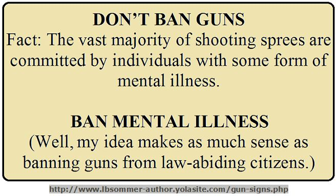 gun control and mental illness essay This is a sample essay on gun control in the united states that would change the way mental illness firearms gun control gun control in the united states.