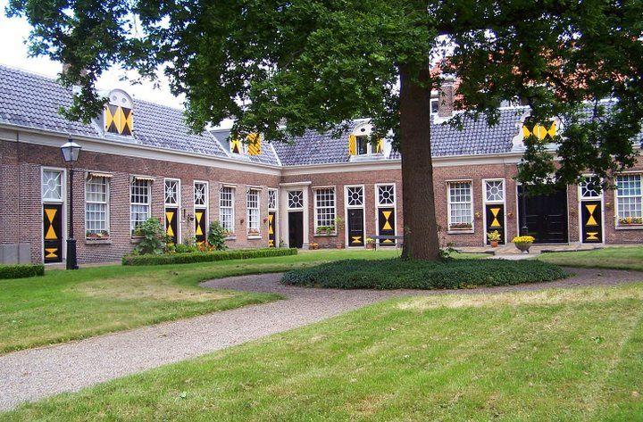 Haarlem Hofje van Staats