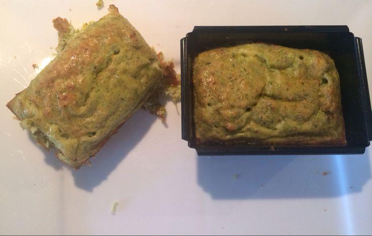 M'n eigen broccoli prei kaas taartjes