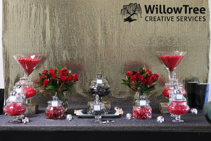 Willow Tree Creative Services - Oscars after party lolly buffet