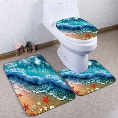 GET $50 NOW | Join RoseGal: Get YOUR $50 NOW!https://www.rosegal.com/toilet-mats/3pcs-flannel-sea-tide-print-1344345.html?seid=5957462rg1344345