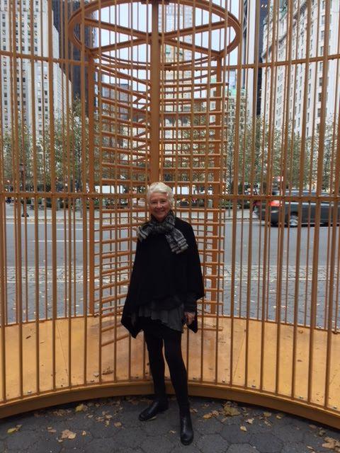 joanheaton519blog: Ai Weiwei Sculptures in Central Park & Washington ...