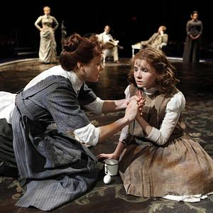 the miracle worker- Helen Keller
