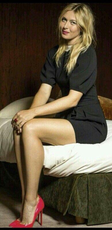 Maria Sharapova                                                                                                                                                      More