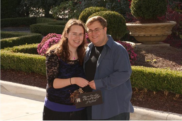 Category: Photo of my fiance and me #CupcakeDreamWedding