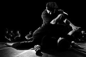 Silat Martial Art. Portraits by Ricardo Platero
